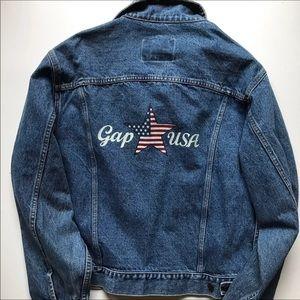 The Gap Jean Jacket